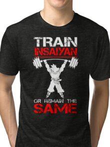 insaiyan Tri-blend T-Shirt