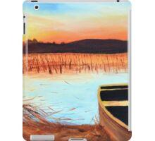 Sunset on The Marshes iPad Case/Skin