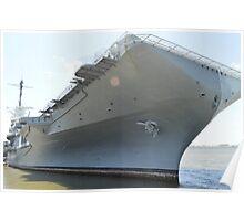 USS Yorktown Poster