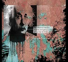 einstein by arteology