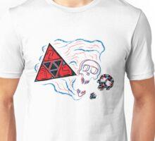 Skull Overtake Unisex T-Shirt