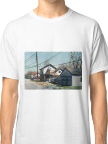House on the Corner Classic T-Shirt