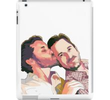 Rob and Rich iPad Case/Skin