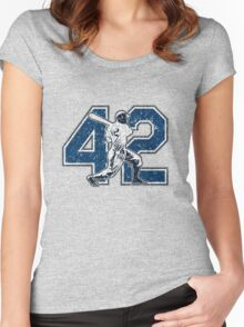 42 - Jackie (vintage) Women's Fitted Scoop T-Shirt