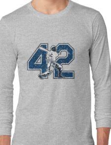 42 - Jackie (vintage) Long Sleeve T-Shirt