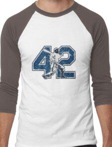42 - Jackie (vintage) Men's Baseball ¾ T-Shirt