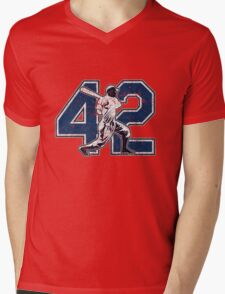 42 - Jackie (vintage) Mens V-Neck T-Shirt