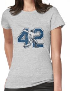 42 - Jackie (vintage) Womens Fitted T-Shirt