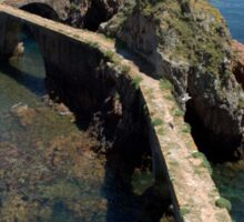 St. John the Baptist Fort, Berlengas Island, Portugal Sticker