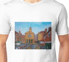 Whitby Market Place 1900's  Unisex T-Shirt