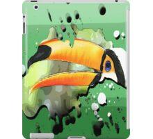 toucan iPad Case/Skin