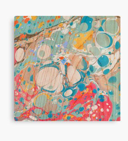 Abstract Painting ; May Canvas Print