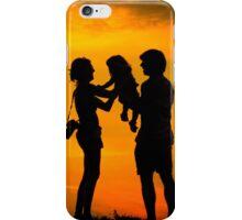 Family love iPhone Case/Skin