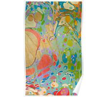 Abstract Painting ; Daydream Poster