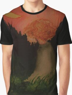 Flowers. Graphic T-Shirt