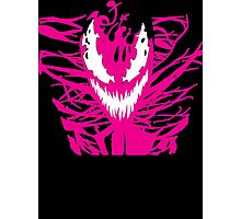 Carnage Pink Photographic Print