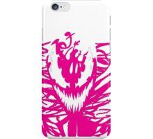 Carnage Pink iPhone Case/Skin