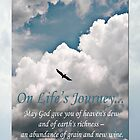 Genesis 27:28 On Life's Journey by Terri Chandler