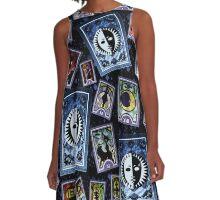 P3 Cards - sTARs A-Line Dress