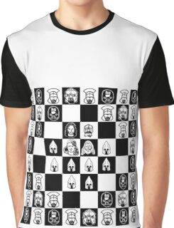 Lord of the chess Graphic T-Shirt