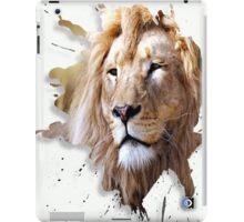 leo the lion iPad Case/Skin