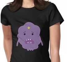 Cheer up Lumpy Space Princess  Womens Fitted T-Shirt