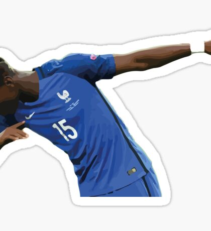 Pogba Dab Sticker