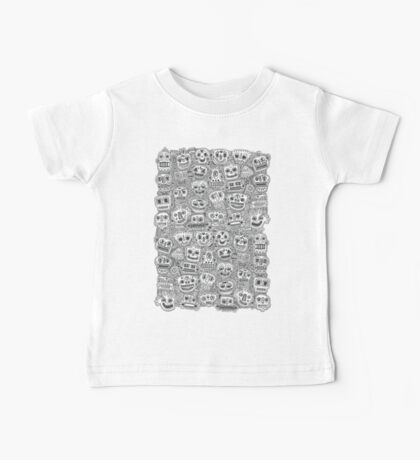 Oodles of Doodles Baby Tee
