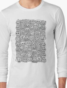 Oodles of Doodles Long Sleeve T-Shirt