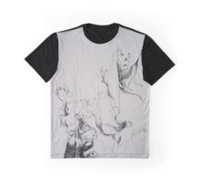 Tripping and falling. Graphic T-Shirt