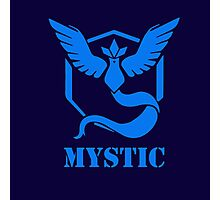 Pokemon Go - Mystic Team Photographic Print