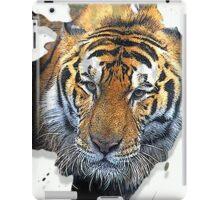 the tiger iPad Case/Skin