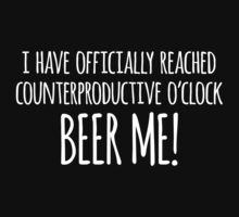 Counterproductive O'Clock by e2productions