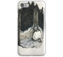 The Wanderer. iPhone Case/Skin