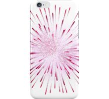 Flower Fireworks iPhone Case/Skin