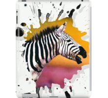 zebra iPad Case/Skin