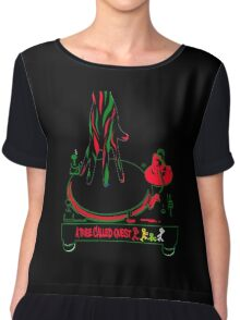 A tribe called quest - ATCQ Chiffon Top