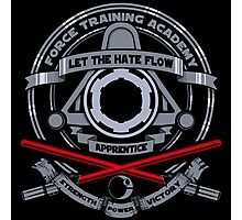 Force Training Academy - Sith Photographic Print