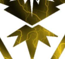 Team Instinct Sticker