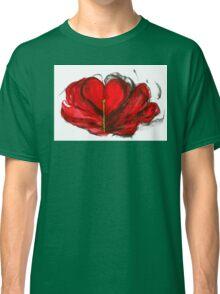 Flower Heart Classic T-Shirt