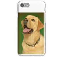 Yellow Lab. iPhone Case/Skin