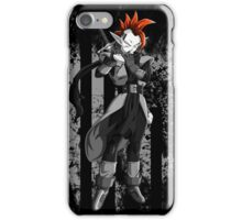 Tapion with Flag - Dragonball Z iPhone Case/Skin