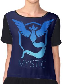 Mystic Team Pokemon Go Chiffon Top