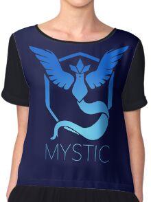 Mystic Team Pokemon Go Chiffon Top