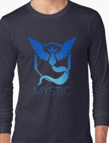 Mystic Team Pokemon Go Long Sleeve T-Shirt