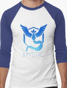 Mystic Team Pokemon Go Men's Baseball ¾ T-Shirt