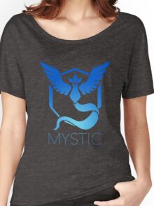 Mystic Team Pokemon Go Women's Relaxed Fit T-Shirt