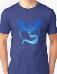Mystic Team Pokemon Go Unisex T-Shirt