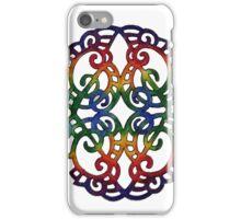 Rainbow Symmetry iPhone Case/Skin