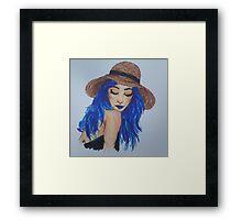 Summer Girl  Framed Print